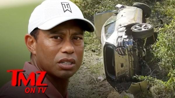 Tiger Woods Crash: What Caused It? | TMZ TV