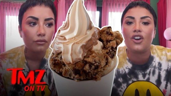 Demi Lovato Vs. Fro-Yo Shop, 'You Don't Wanna Mess with Me' | TMZ TV