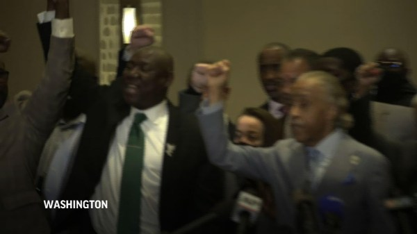 Sharpton: No joy in this, rather Floyd alive