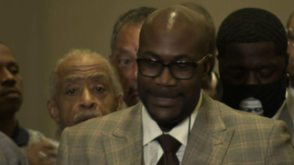 Floyd family celebrates after guilty verdict