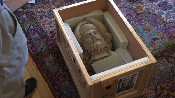Afghan relics seized from smugglers return home