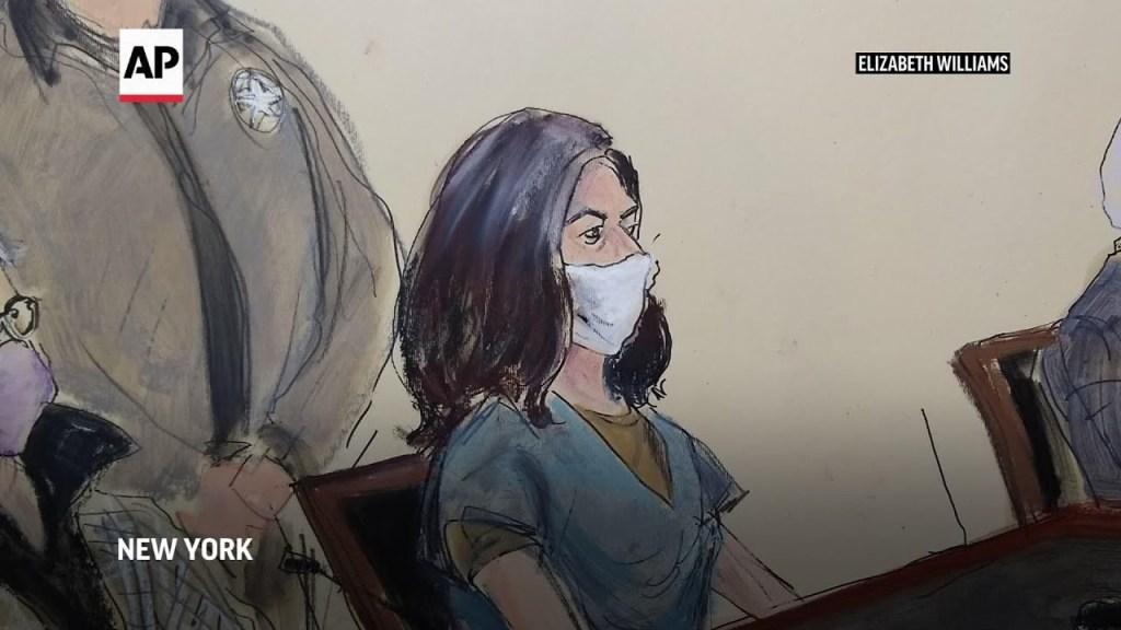 Ghislaine Maxwell pleads not guilty; trial date in flux