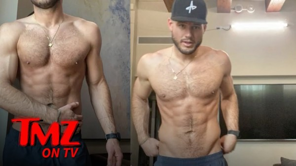 Colton Underwood Shares A Sexy Thirst Trap | TMZ TV