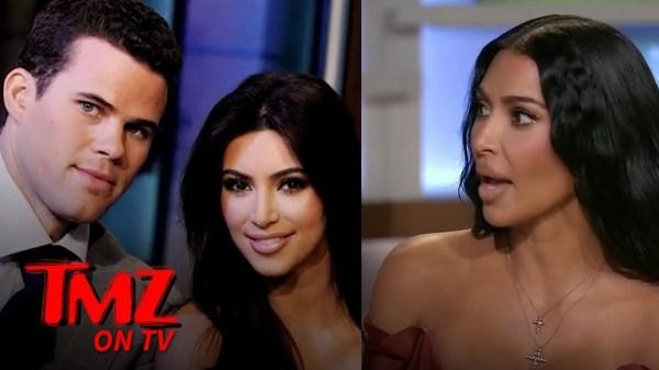 Kim Kardashian Says She Owes Kris Humphries Apology for Mishandling Split | TMZ TV