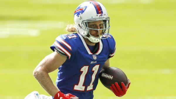 Buffalo Bills WR Cole Beasley on league's new COVID-19 protocols: NFLPA 'a joke'