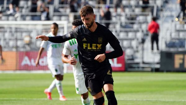 For LAFC's Blackmon, Father's Day is a time to celebrate an unlikely and meteoric rise