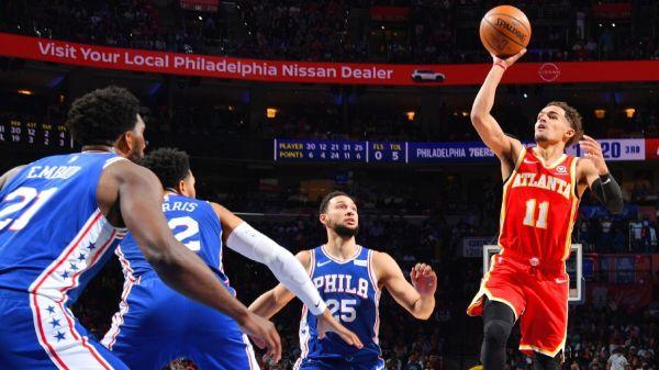 NBA playoffs 2021 - Players react to the Atlanta Hawks' incredible Game 5 comeback