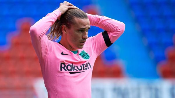 Barcelona's efforts to push Griezmann out show how bad things are financially as they try to keep Messi