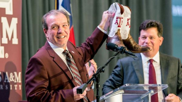 How Texas A&M and the SEC, college football's top conference, formed a 'perfect fit'