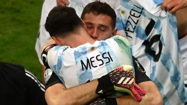 Relief as Argentina wins shootout to give Lionel Messi another chance at glory