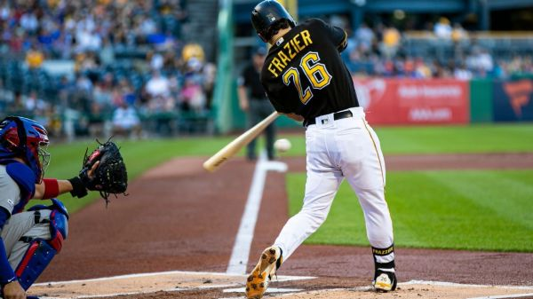 San Diego Padres acquire All-Star second baseman Adam Frazier from Pittsburgh Pirates, sources say