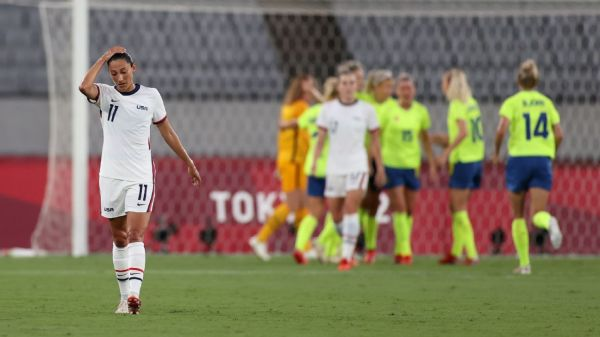 USWNT's flaws have been exposed at the Olympics. What's gone wrong, and can they fix it vs. New Zealand?