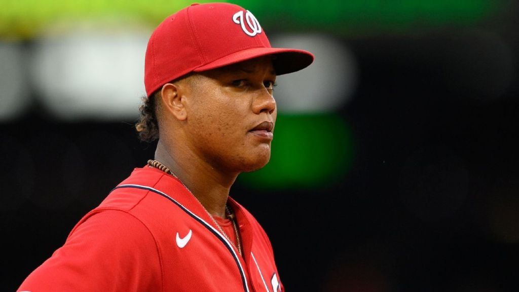 Washington Nationals' Starlin Castro has administrative leave extended seven days by Major League Baseball