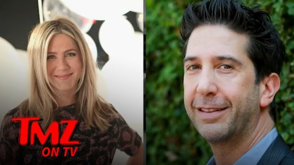 Jennifer Aniston, David Schwimmer Rumored to be Dating Not Long After 'Friends' Reunion | TMZ TV