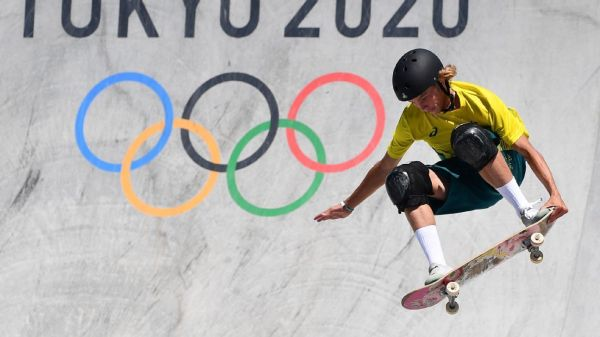 Australian Kieran Woolley and Keegan Palmer through to skateboarding Tokyo Olympic final