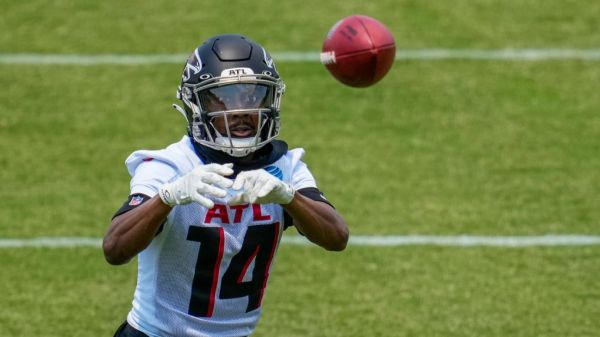 Atlanta Falcons WR Russell Gage Jr., CB A.J. Terrell ruled out against New York Giants