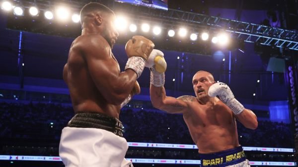 Boxing lost its biggest fight in Tyson Fury-Anthony Joshua, but gained a star in Oleksandr Usyk