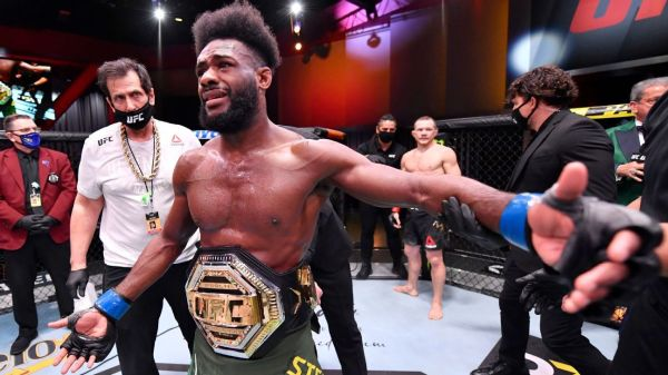 Sources -- Aljamain Sterling pulled from UFC title fight due to injury