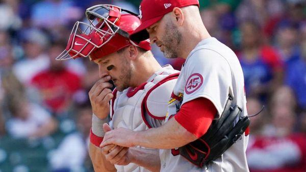 St. Louis Cardinals tie longest win streak of season with 13th straight