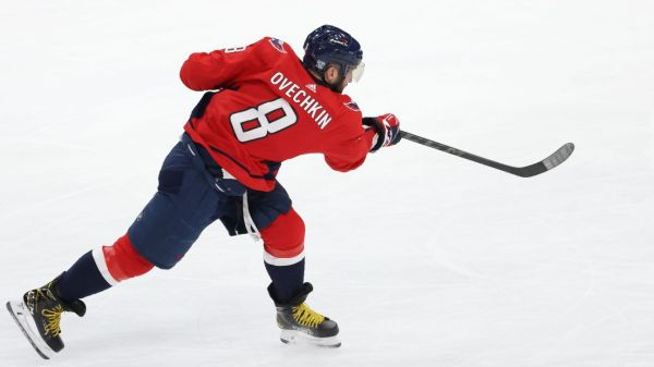 Washington Capitals become first NHL team to sell advertising on jerseys, announce partnership with Caesars Entertainment