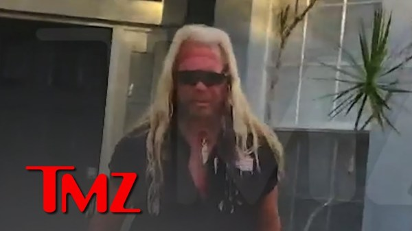 Dog the Bounty Hunter Shows Up at Brian Laundrie's Sister's Home   TMZ