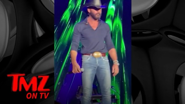 Tim McGraw Jumps Off Stage, Confronts Hecklers at Reno Show   TMZ TV