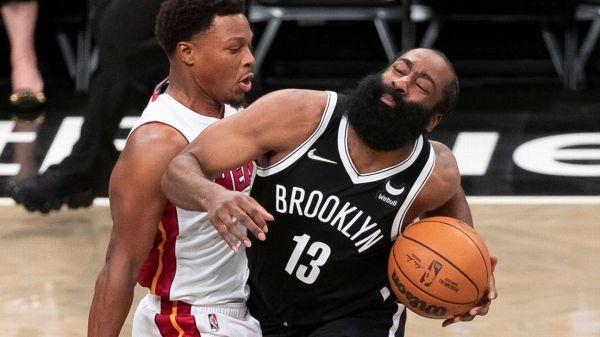 Brooklyn Nets' James Harden says he's 'slowly' regaining form, but still limited
