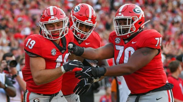 College Football Playoff picks after Week 7