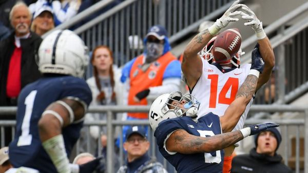 College football Bottom 10 -- Penn State, Illinois worse than we bargained for