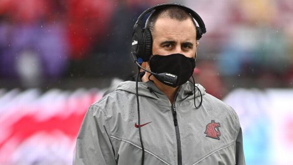 Inside Nick Rolovich's downfall at Washington State over the COVID-19 vaccine