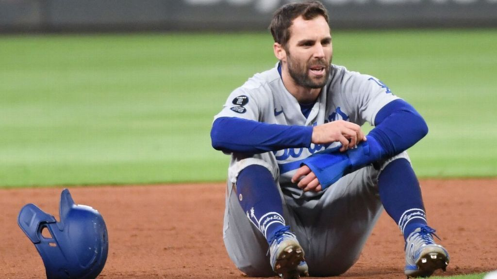 'Just a bad read on my part' -- Chris Taylor's baserunning blunder added to Dodgers' downfall in NLCS opener