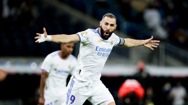 Karim Benzema talks Real Madrid, Clasico, Ballon d'Or dreams and how he's getting better with age