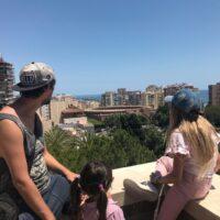 Malaga et son magnifique centre ville !