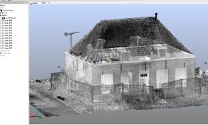architecture laserscanning