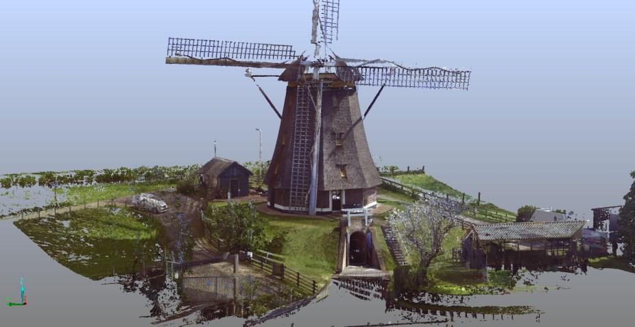 Windmill 3dlaserscanning