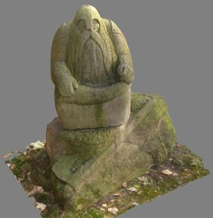 Gimli photogrammetry