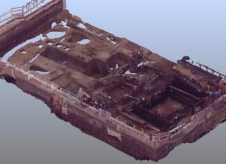 Archeology 3dlaserscanning