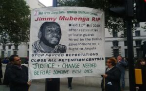 UFFC Rally 2014 - Justice for Jimmy Mubenga