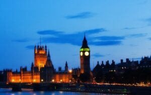 Houses of Parliament - Image Credit Free Range Stock - GeoffreyWhiteway
