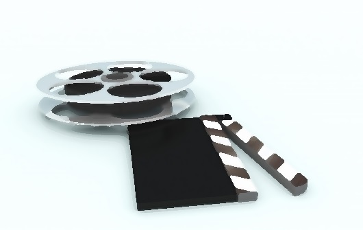 Clap And Film Reel