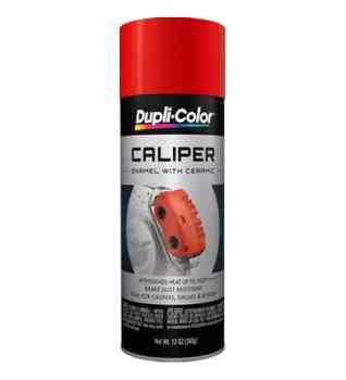 Dupli-Color Caliper PaintReview - Near-Professional Finish