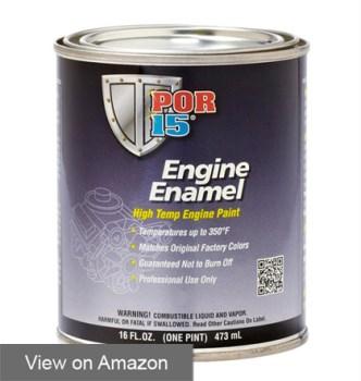 POR-15 Engine Paint Review