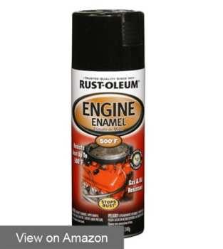 Rust-Oleum engine enamels Review