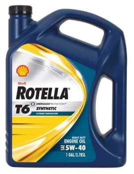Shell Rotella T6 Review