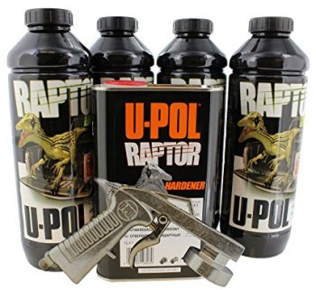 U-POL RAPTOR- Best Spray-On Bed Liner