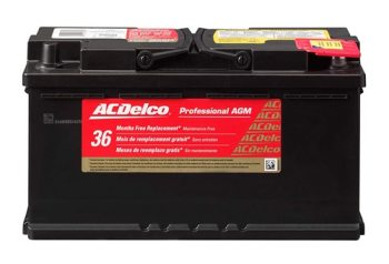 ACDelco Professional Automotive AGM Review
