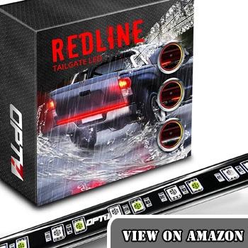 """OPT7 48""""/60"""" Redline LED Tailgate Light Bar Review"""