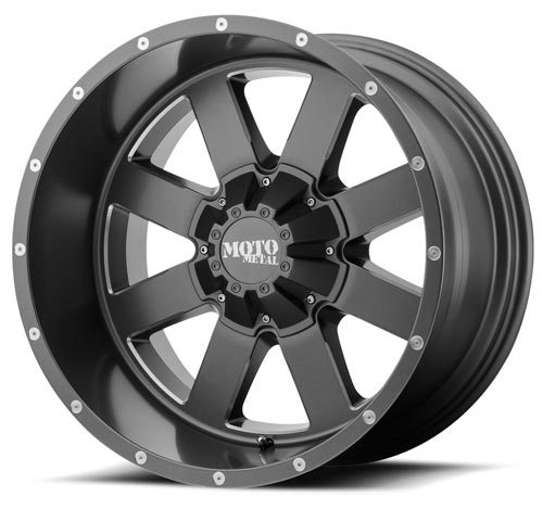 Fuel Beast black Wheel with Painted Finish 17 x 9. inches //6 x 5 inches, 1 mm Offset