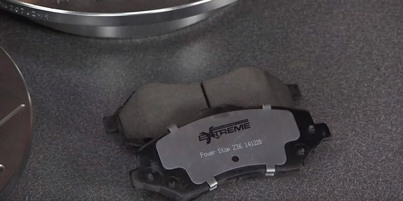 power stop z36 brake pads review