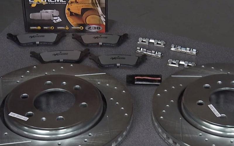PowerStop Z36 Brake Kit review